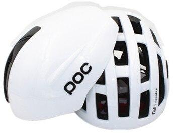 Poc aero raceday capacete de estrada ciclismo eps das mulheres dos homens ultraleve mtb mountain bike conforto segurança tamanho da bicicleta 2