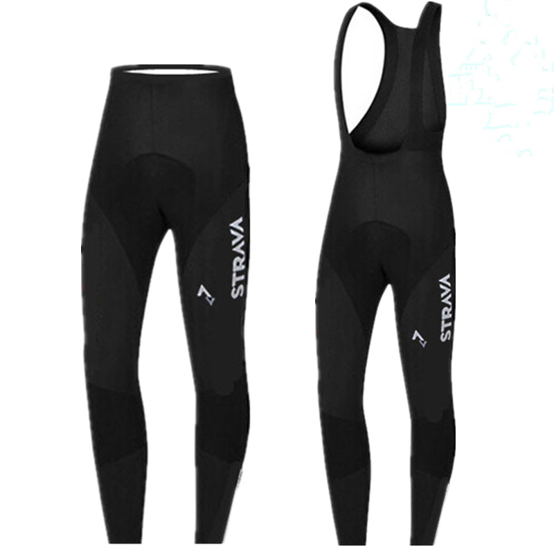STRAVA 2020 Spring And Autumn Cycling Pants With 19D GelPad Pantyhose Mountain Bike Bicycle Pants Downhill Riding Pants Pants