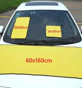Image 5 - 1/3/5 Pcs Microfiber Car Doekjes Professionele Detaillering Auto Wassen Handdoek Auto Drogen Microfiber Handdoek Auto Accessoires