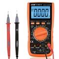 Цифровой мультиметр Vitcor VC9801A +, измеритель емкости, емкости, сопротивления, диод, транзистор, амперметр, вольтметр с ЖК-дисплеем