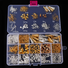 Earrings earrings diy material earrings handmade accessories material kit set with tools