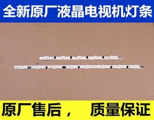 """Image 4 - LED شريط إضاءة خلفي 13 مصباح ل سام سونغ 39 """"التلفزيون UE39F5500AWXZG CY HF390BGMV1V D2GE 390SCA R3 D2GE 390SCB R3 2013SVS39F L8 REV1.9"""