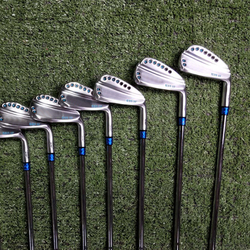 Golf clubs 113 XF GEN2 irons Blue golf forged iron 3-9WG a set of 9 pieces R / S send headcover free shiping