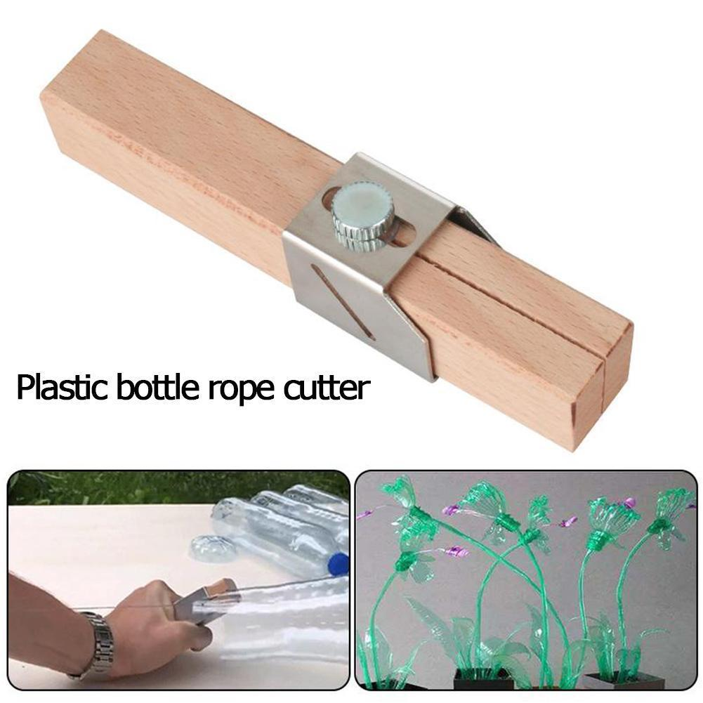 Hot Sale Glass Cutter Portable Smart Craft Bottle Rope DIY Smart Creative Household Plastic Cutter Bottle Tools Outdoor Cut N1C4
