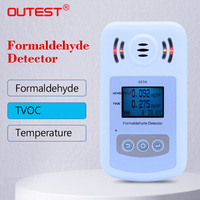Digitale Huishouden Formaldehyde Detector Lucht Kwaliteit Tester Gas Analyzer Air Meter Analyzers Monitor Air Kwaliteit Voor Home Office