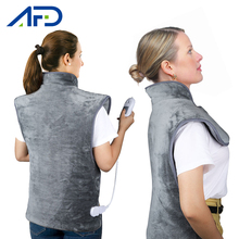 60x100 см домашнее электрическое грелочное одеяло для шеи на плече, USB грелки, мягкие зимние грелки