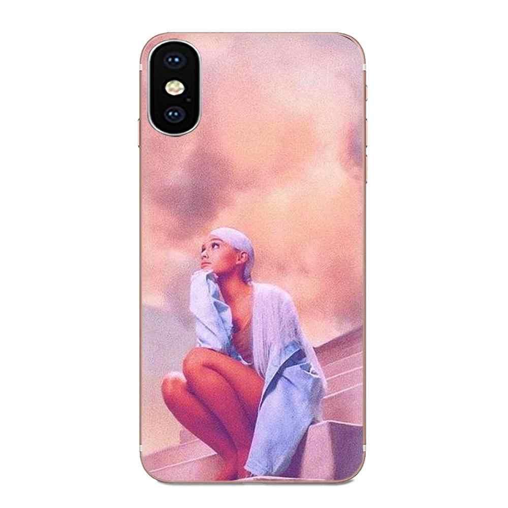 Diy Роскошный чехол для телефона Ariana Grande для Xiao mi 3 mi 4 mi 4C mi 4i mi 5 mi 5s 5X6 6X8 SE Pro Lite A1 Max mi x 2 Note 3 4