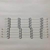 """עבור lg 100% חדש 8 PCS (4 * A, B 4 *) רצועות LED עבור LG INNOTEK ד.ר.ת 3.0 42"""" -A / B סוג 6916L 1709B 1710B 1957E 1956E 6916L-1956A 6916L-1957A (3)"""