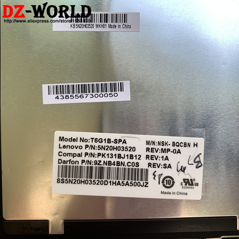 Image 3 - New Original Spain Laptop Backlit  keyboard for Lenovo Z51 70 Ideapad 500 15ISK series 5N20H03520 5N20H03456Replacement Keyboards   -