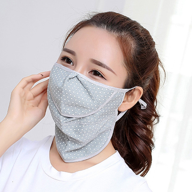 Protective Mask Flu Mask Anti-dust Reusable Cotton Mouth Face Masks Mouth Cover For Man And Woman Mascarilla Desechable 2