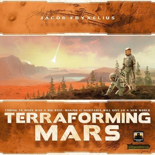 Puzzle Terraforming Board Game Mars Family Party Best Gift Family Party Funny Gadgets Novelty Toys