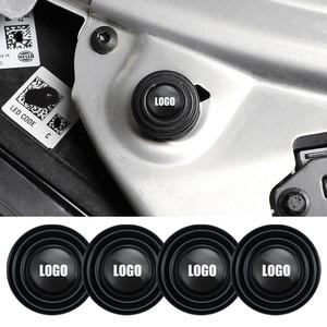Image 1 - 4Pcs PVC Car Shock Absorbing Gasket Buffer Stickers For BMW Mini Cooper X5 X1 E87 E92 E46 E90 E60 F10 F30 E36 F20 F31 E30 G30