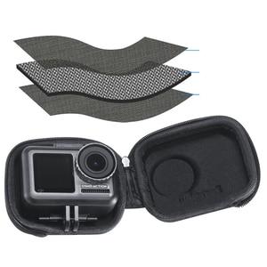 Image 4 - For DJI OSMO ACTION Sports Camera Accessories Mini Portable Storage EVA Bag Waterproof Protective mini Carrying Box bag