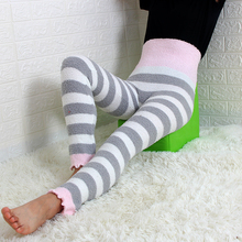Брюки с высокой талией, широкие, длинные, толстые, теплые, матки, теплый живот, домашние, теплые, мягкие, плюшевые, не шерстяные, осенние и Материнские штаны