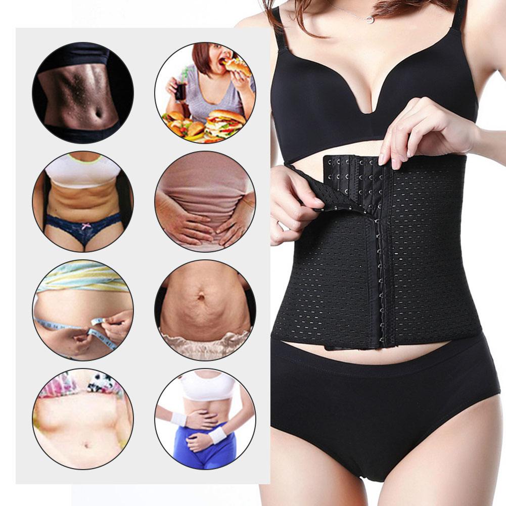 Belly Shaper Belt Weight Loss Sexy   Corset   Waist Trainer Vest   Corset   Women Shaper Waist Cincher Tummy Control Slimming Shapewear