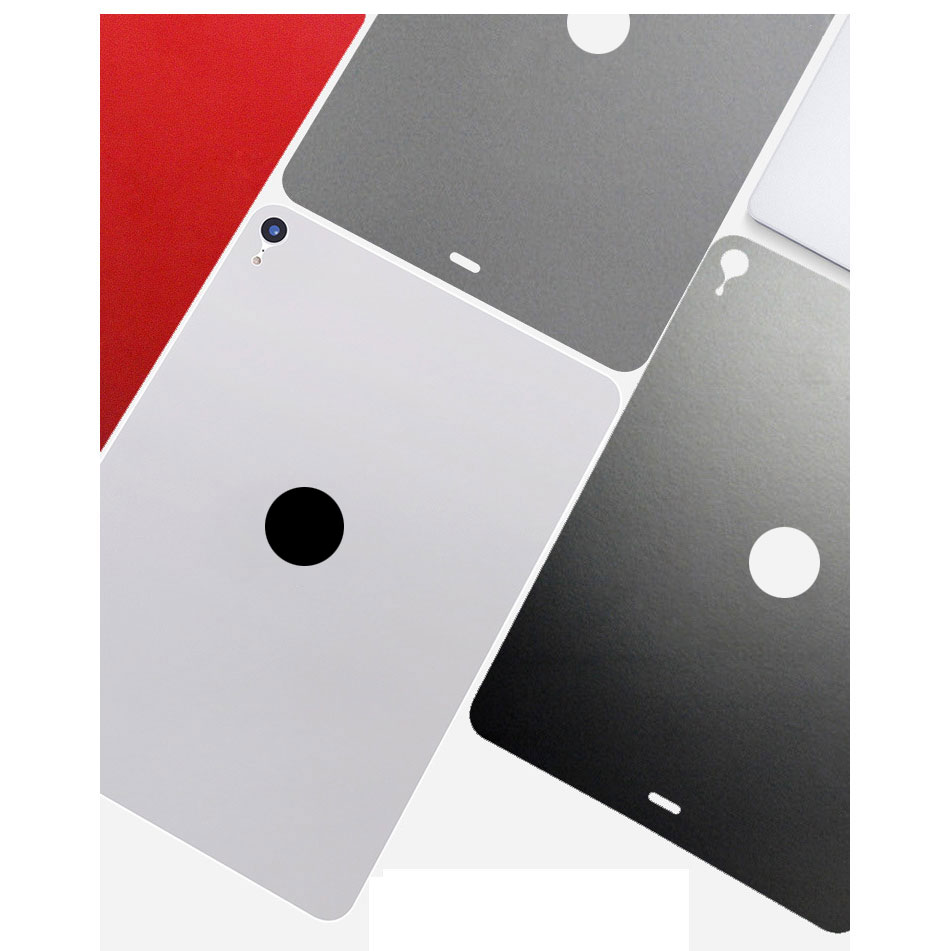 Matte Back Film For Apple IPad Pro 9.7 10.5 11 10.2 Metallic Tablet Protector For IPad Pro Air 9.7 10.5 12.9 Mini Air Air3 2019