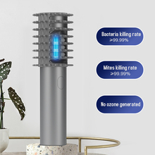 Massage-Comb Hair-Removal-Comb And UV Disinfection-Lamp-Stick Germicidal-Light Pet-Cat-Dog-Sterilization