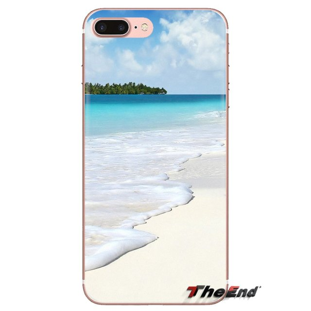 Phone Covers Maldives Islands beaches spot For Samsung Galaxy S2 S3 S4 S5 MINI S6