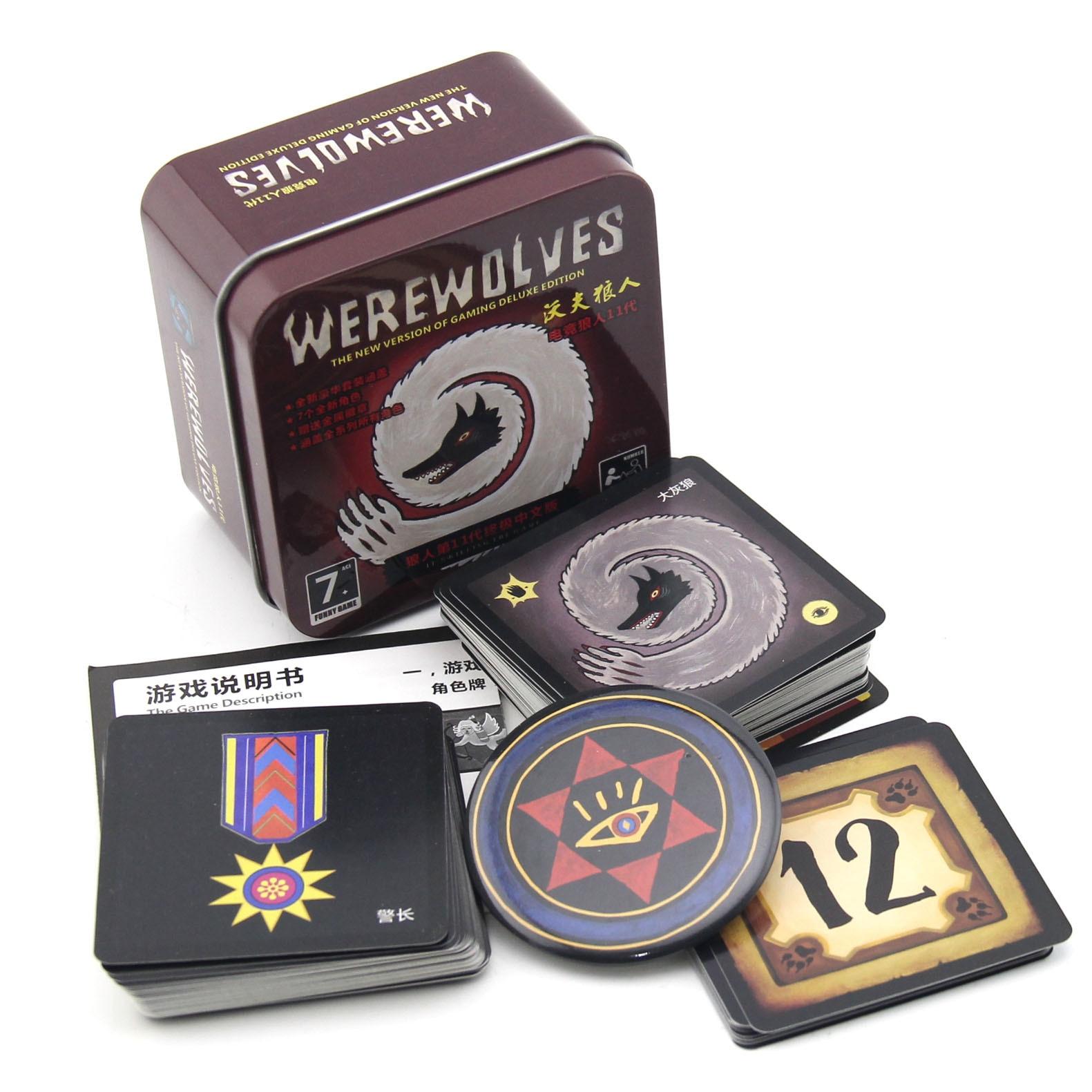wolf-e-sports-werewolf-kill-game-11-generation-mini-portable-iron-box-multi-seat-board-game-cards-dark-please-eye-closed-font-b-poker-b-font