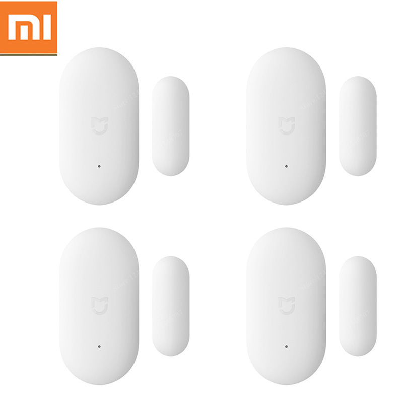Xiaomi Window Door Sensor Smart Home device Intelligent Door Sensor WiFi Android IOS APP Control Security Sensor image