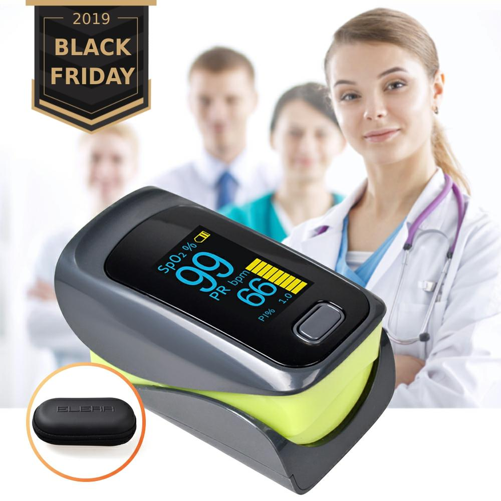 Oxymètre numérique alarmant de doigt d'elera oxymètre de pouls de la CE FDA un doigt, pulsioximetro SPO2 PR oximetro de dedo