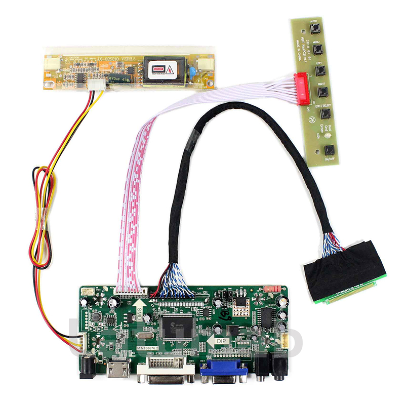 Latumab Kit For LM230WF1-TLF1 HDMI + DVI + VGA LCD LED Screen Controller Driver Board