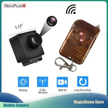 1080P Mini Camera Wifi Camcorde Remote Control HD Button camera wi fi Small Cameras IP Mini Camera Wifi  Support 32G TF card