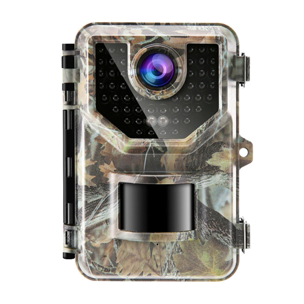 48 IR LEDs Night Vision Hunting Scouting Camera 16MP 0.2s Trigger Speed Outdoor Camcorder IP66 Waterproof Infrared Thermal Hunti image