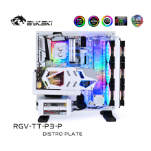 Deflector Water-Cooling-Kit Bykski Thermaltake-Core Waterway-Board Chassis for P3 12V/5V