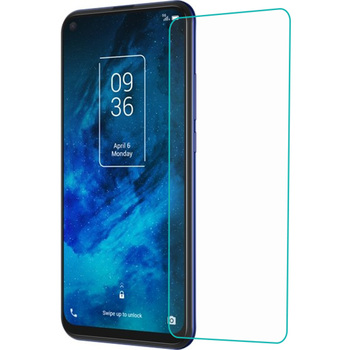 Перейти на Алиэкспресс и купить Смартфон 9H закаленное стекло для TCL PLEX стеклянная защитная пленка на TCL 10L / TCL 10 5G защитный чехол для экрана