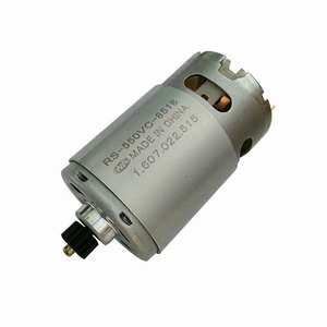 Image 4 - ONPO 10.8V 14 teeth RS 550VC 8518 DC motor for Replace DEWALT DCD710  electric drill cordles Screwdriver maintenance spare parts