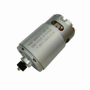 Image 4 - Onpo 10.8 v 14 歯 RS 550VC 8518 dewalt 交換用の dc モータ DCD710 電気ドリル cordles ドライバーのメンテナンススペアパーツ