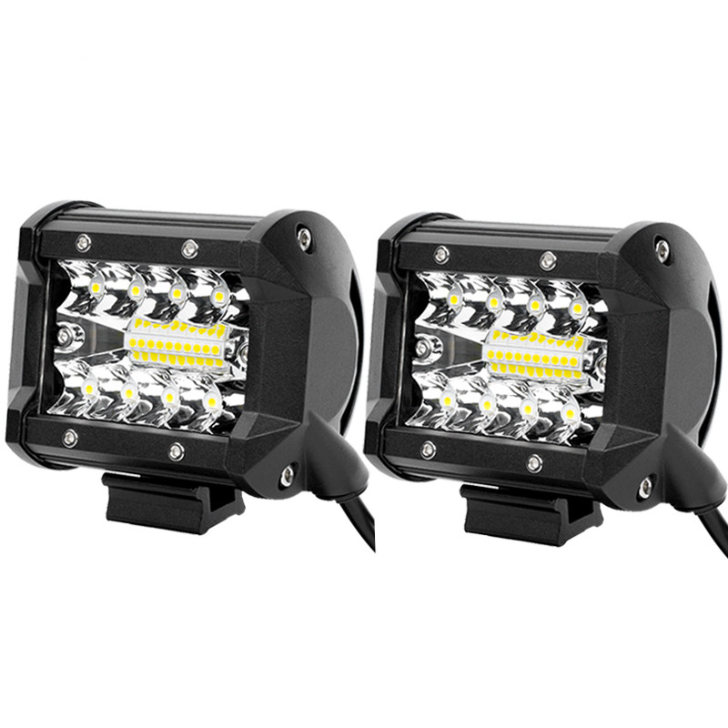 "4"" LED Work Light Bar Motorcycle LED Light 4x4 LED ATV Light For Offroad Jeep Pickup 4WD 4x4 ATV SUV Truck Motorcycle"