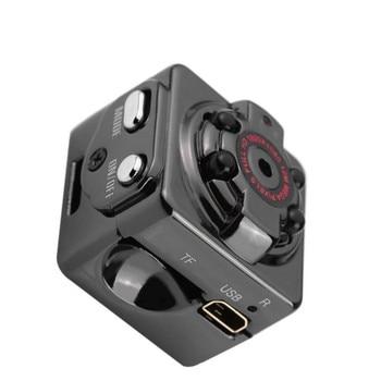 SQ8 1080P Full HD Smart Small Cam Micro Mini Camera Video Camera Night Vision Wireless Body DVR DV Tiny Mini Camera Microchamber сумка printio хранители watchmen