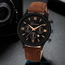 Black Wrist Watch Men Watches Business F