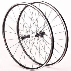 700C ультра-светильник, передняя, две, задняя, четыре палина, скалолазание, дорожный велосипед, колесная рама, Высота 21 мм