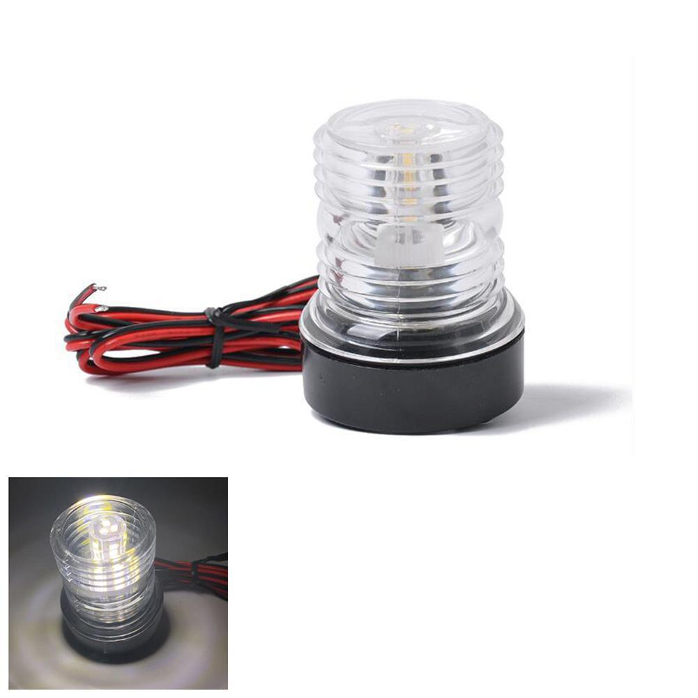 12VDC 360 Degree Marine Boat Yacht Stern Anchor Navigation Signal LED Lighting Supplies Outdoor Location For Yacht Car Lights