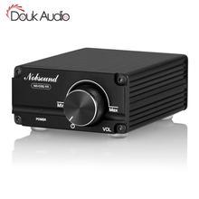 Douk Audio Hi Fi 100W Mini TPA3116D2 Subwoofer / Full Frequency Power Amplifier Mono Channel Digital Audio Amp