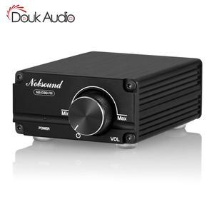 Image 1 - Douk Audio Hi Fi 100W Mini TPA3116D2 caisson de basses/amplificateur de puissance pleine fréquence amplificateur Audio numérique Mono canal