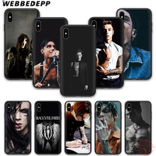 WEBBEDEPP Andy Biersack Veil Brides BVB soft silicone phone case for iPhone 5 6 7 8 Plus X XS XR XS Max.11 11peo 11proMax(China)