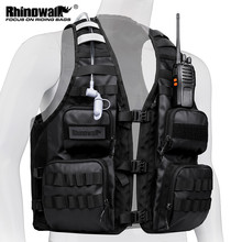 Backpack Cycling-Vest Rhinowalk Sport Outdoor Can Hiking-Bag Add-Water-Bag Marathon