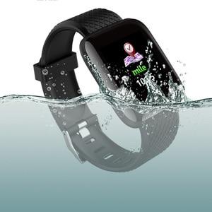 Image 5 - Спортивные умные часы TLXSA с шагомером, Bluetooth, водонепроницаемые умные часы с монитором сна для мальчиков, Подарочные часы D13 для Android