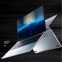 15.6 inch Student Super Cheap Metal Laptop DDR4 RAM 12GB ROM 128GB 256GB 512GB 1TB SSD Intel J4125 Laptop Windows 10 Pro Hdmi 1