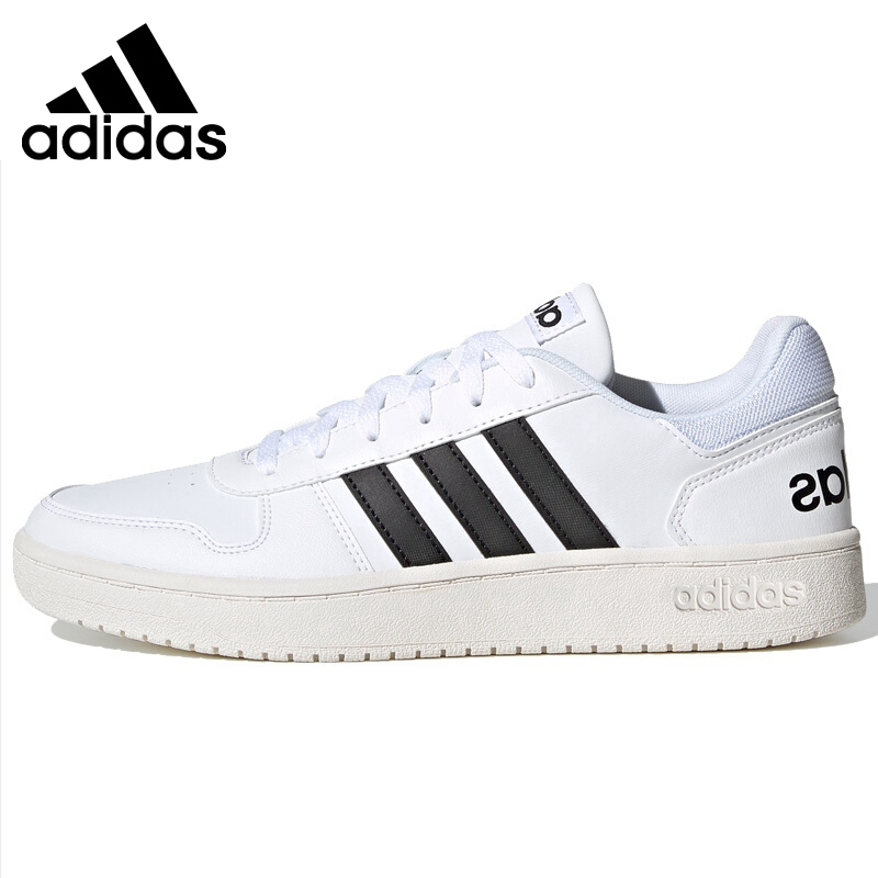 Original New Arrival  Adidas NEO HOOPS 2 Men's Skateboarding Shoes Sneakers