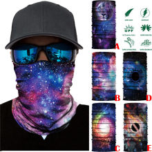 Skull Face Mask Scarf Cool Ski Mask Balaclava Masks Cycling Head Scarf Neck Warmer Halloween Headband Face Mask Summer Dropship(China)
