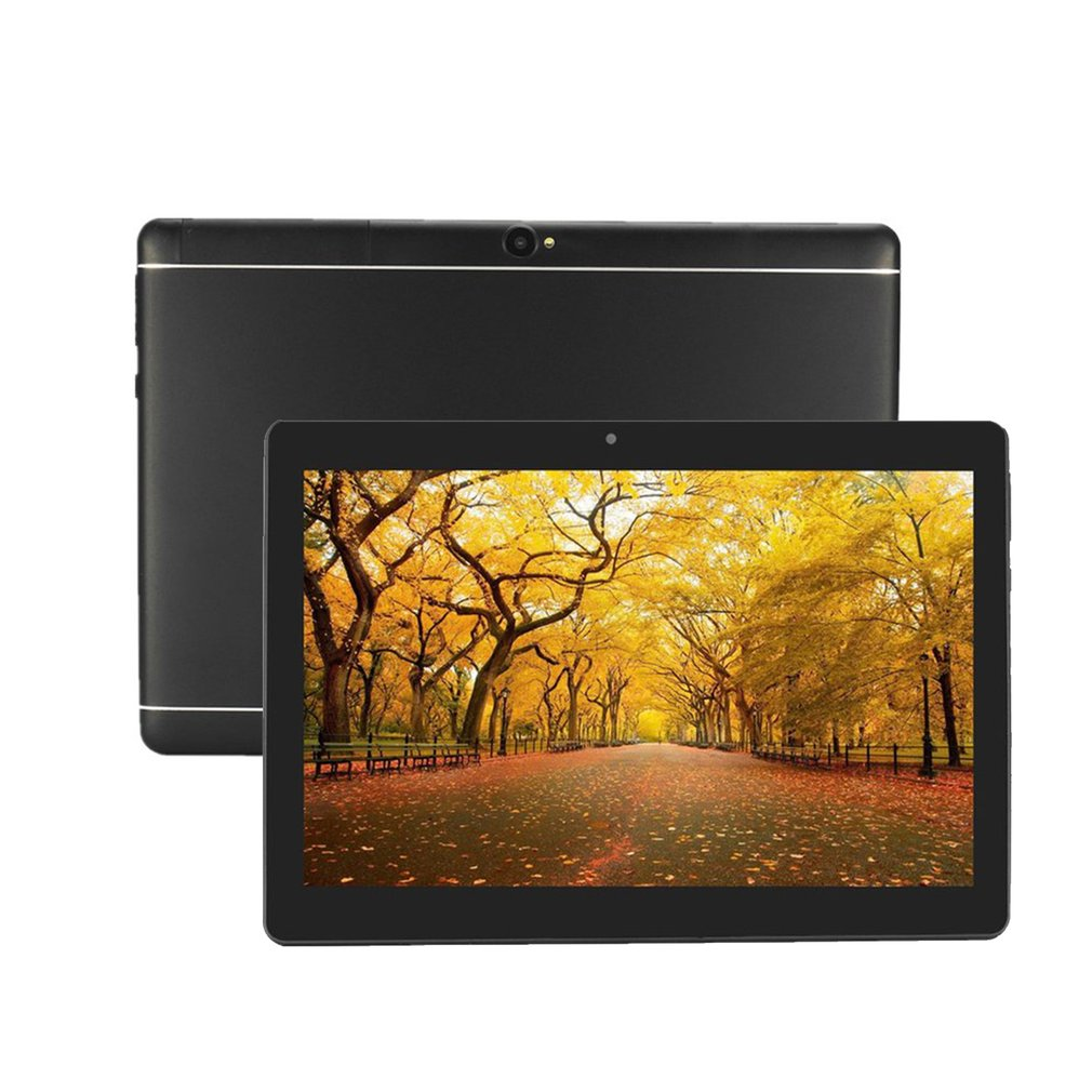 10.1 Inch Tablet Wi-Fi + 3G Call Tablet Quad Learning Machine Dual Card Dual Camera 1280*800 8000mAh 2GB / 16GB Tablets PC