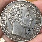 Denmark 1863 COIN CO...