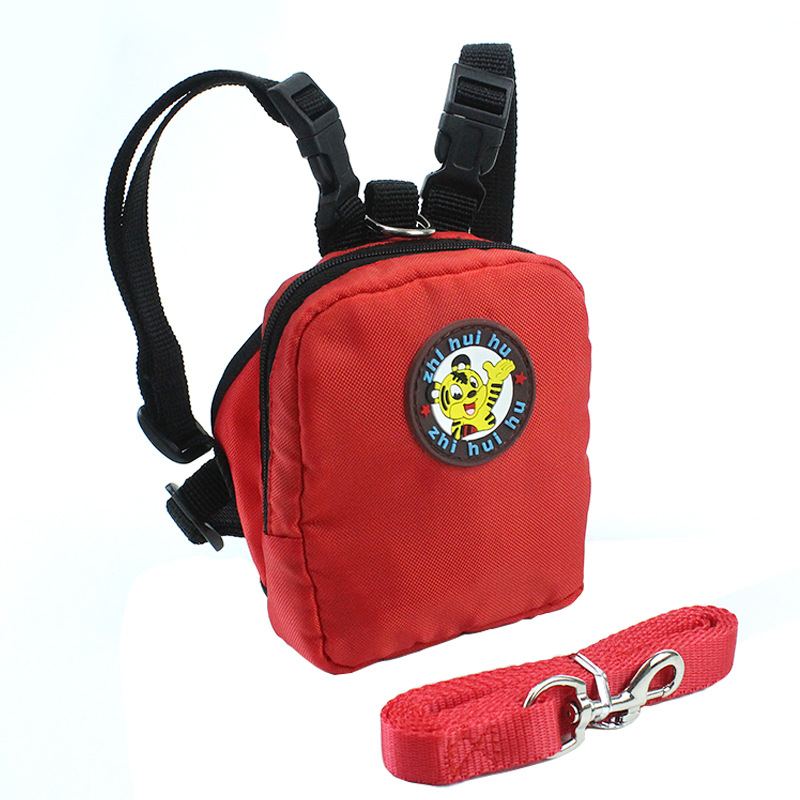 Hot Selling New Style Pet Traction Rope Multi-functional Travel Dog Backpack Puppy Rope Pet Supplies Wholesale