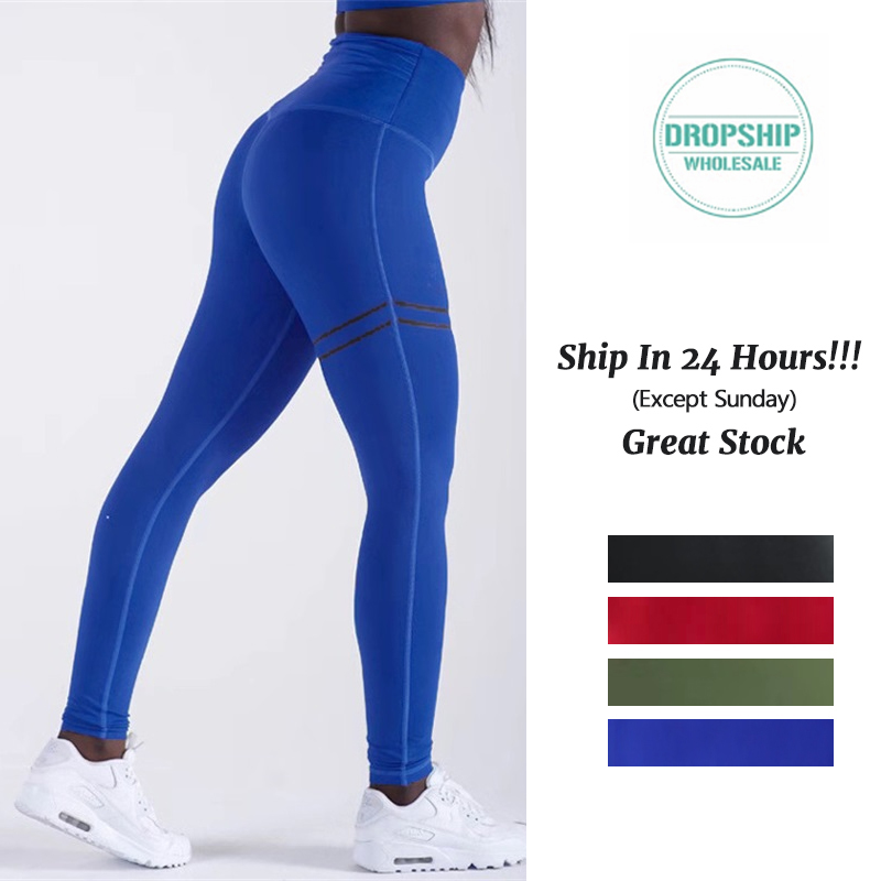2019 Summer Womens Jogger Sports Workout Gym Fitness Leggings Pants Jumpsuit Athletic Leggings Running Gym Scrunch Trousers