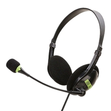 Microphone Usb Headset Laptop/computer Wired with for PC Multi-Key-Control Call-Center